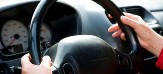 Практическое вождение автомобиля в автошколе