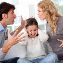 Определение места жительства ребёнка после развода родителей