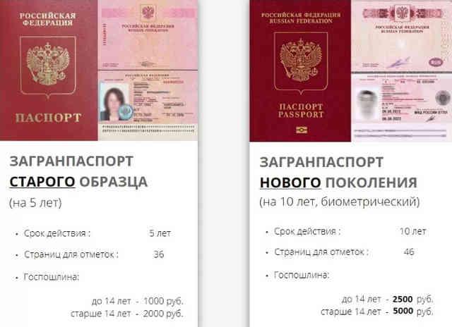 Какой паспорт лучше простой или биометрический