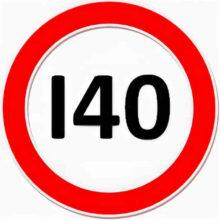 Допустимый скоростной режим на дорогах РФ – штрафы за превышение скорости