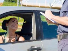 Штраф за езду без прав (водительского удостоверения) – что грозит водителю?