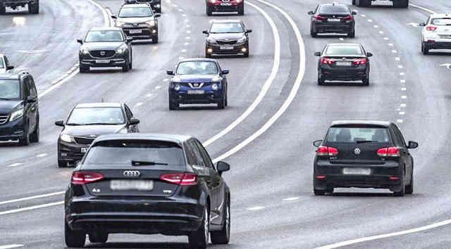 Скоростной режим движения по дорогам РФ
